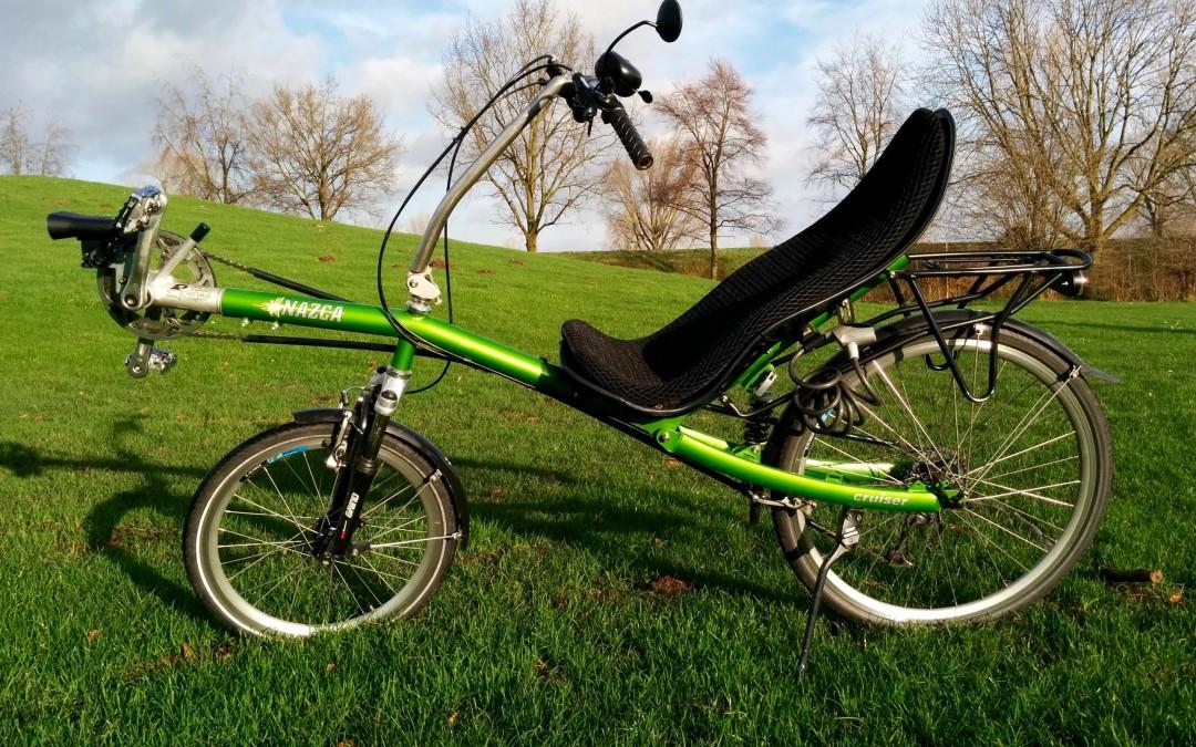 Nieuwe fiets :-)