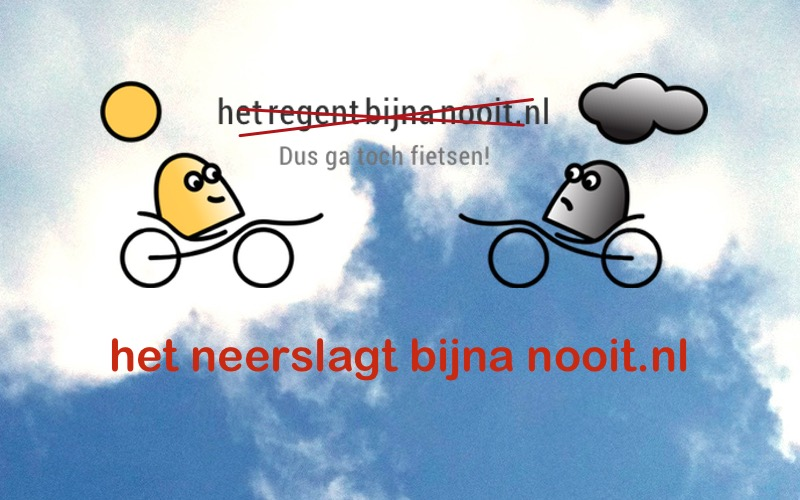 hetregentbijnanooit.nl wordt hetneerslagtbijnanooit.nl